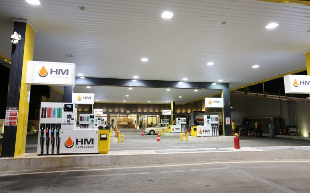 HM Petrol station